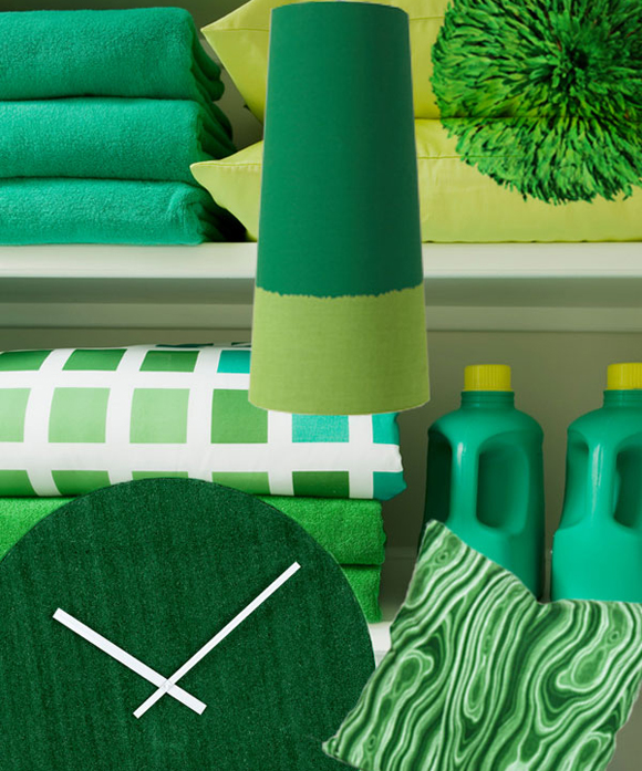 Emerald pantone kleur van het jaar 2013