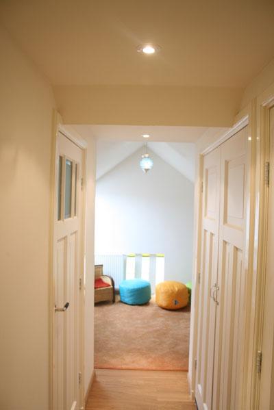interieur zolder voorburg