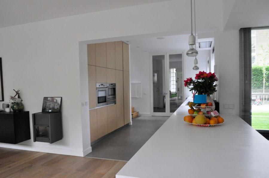 Design Keuken Op Maat : keuken corian leiden richard koopmans heeft een 8 meter lange keuken