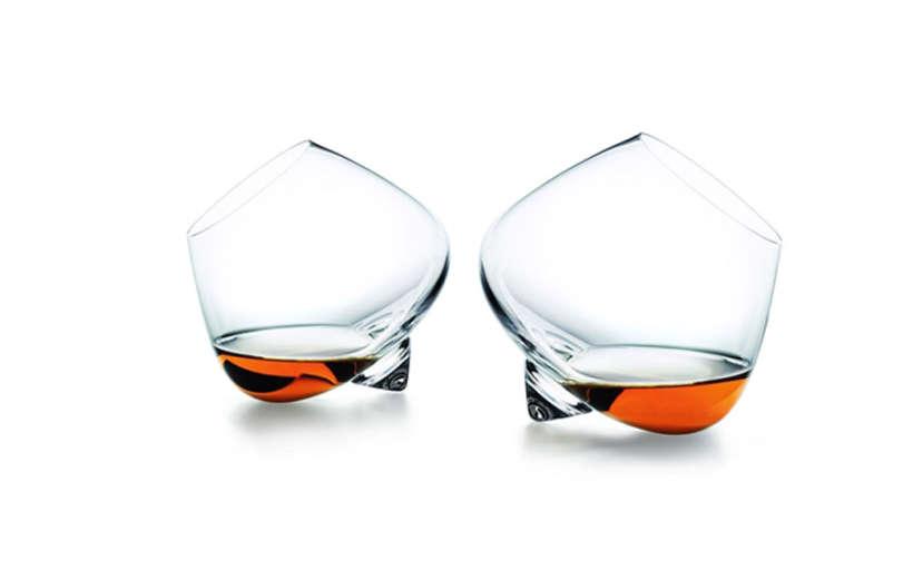 normann cognac Liquer glass