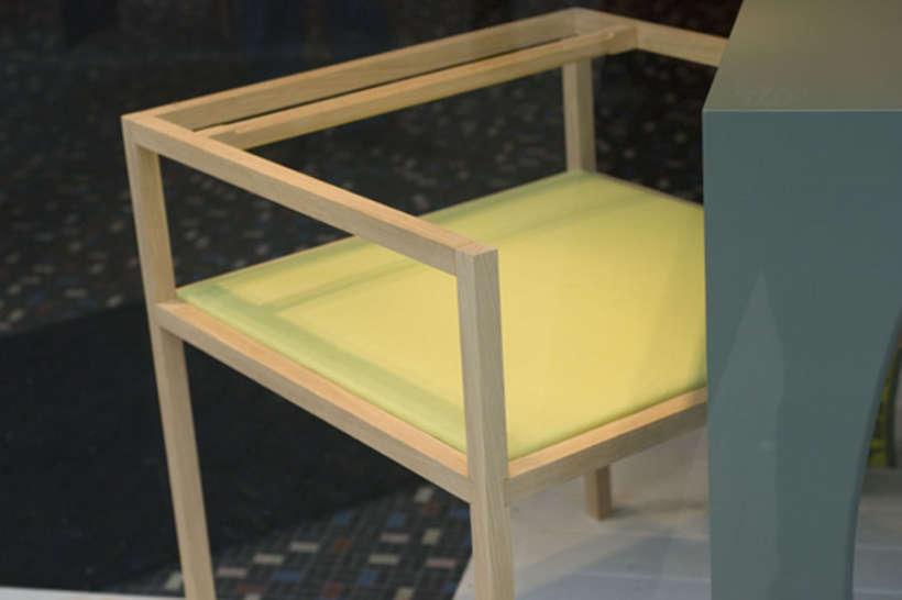stoel vierkant